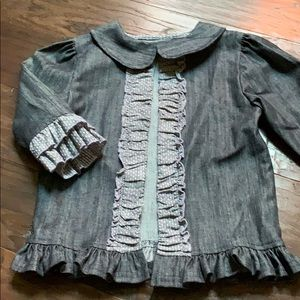 Persnickety jacket